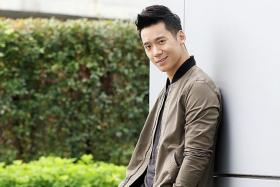 SUAVE: Actor Joshua Tan recently finished filming a documentary on ageing and dementia.