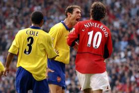 Will this weekend's Manchester United v Arsenal clash be as heated as the one in 2003?