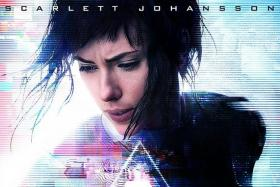 Movie Poster: Ghost In The Shell