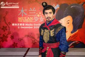 Png overcomes nerves to be in Mulan musical