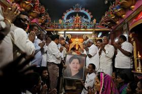 Chennai on alert after CM's cardiac arrest