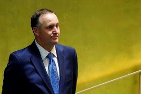 New Zealand Prime Minister resigns