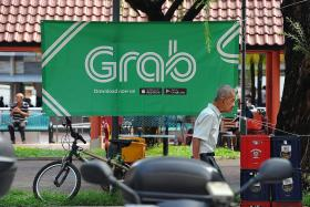 New car-pool service GrabShare to rival UberPool