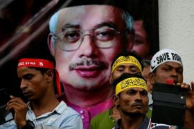 Malaysian Prime Minister Najib Razak had address ethnic Rohingya Muslim refugees during a gathering in Kuala Lumpur on December 4, 2016.