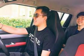 24DriveMe has about 1,000 chauffeurs on its database to date.