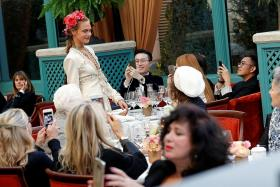 Chanel puts on the Ritz and glamour
