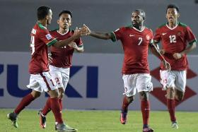 Riedl wants Indonesia to 'make history'