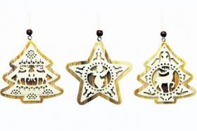 Shoppers can redeem one of these ornaments after spending at least $200 in a single receipt at Forum The Shopping Mall.