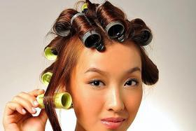 Add flair to hair