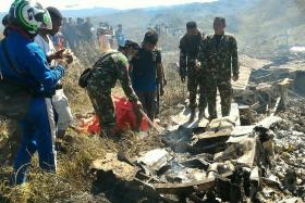 Indonesian military hit by another air disaster