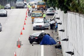 One killed after Merc goes against traffic flow