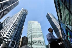 A survey showed that some 36 per cent of firms are planning to raise headcount next year.