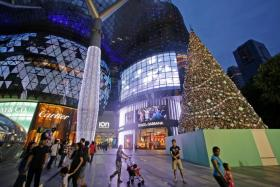 Malls will be stepping up the frequency of patrols and bring more security guards.