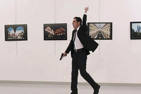 Russia's ambassador to Turkey dies in gun attack