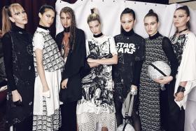 When fashion goes Rogue