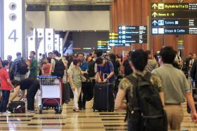 Changi ready for new high in daily traffic