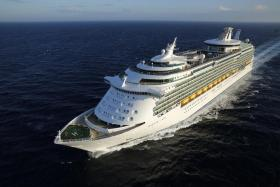 The Mariner of the Seas.