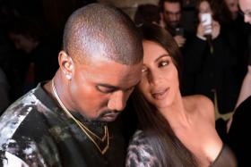 Kanye West and Kim Kardashian are said to be in individual therapy.