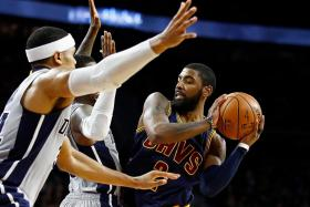 With James resting, Cavs fall to Pistons