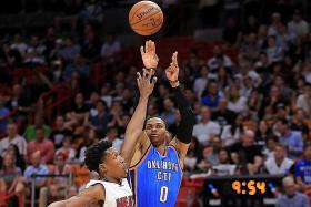 Unstoppable Westbrook