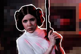 Farewell, Princess Leia
