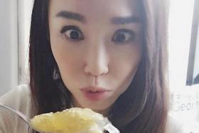 Fann Wong once revealed she ate bird's nest soup every day.