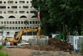 Thai embassy to get new look