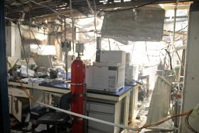 Deadly explosion at Jurong lab caused by faulty valve