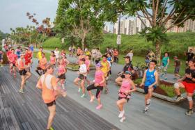 Sports enthusiasts who live in and near Punggol and Sembawang can look forward to new sporting facilities within the next three years.
