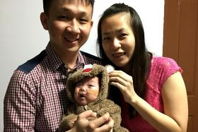 Mum quits job to care for him full-time