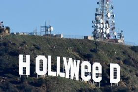 A new high for Hollywood