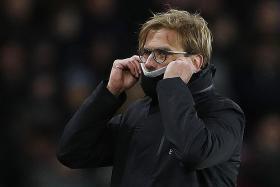 Moody Klopp laments poor refereeing