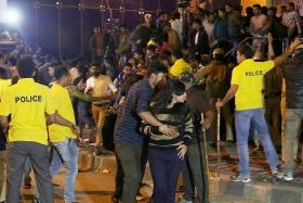 Police on hunt for culprits in mass Bangalore molestations