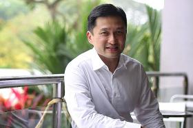 S'pore badminton CEO to step down