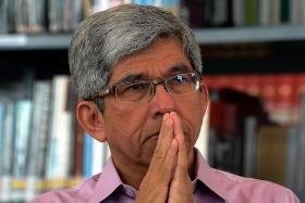 Cabinet minister Yaacob Ibrahim does not see himself running for president.