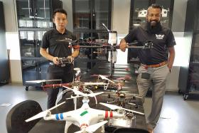 Republic Poly opens drone centre and teaching pharmacy