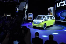 Buzz over new Microbus