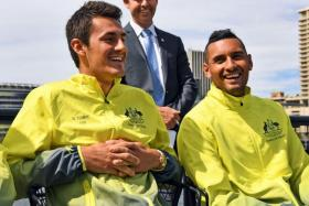 Tomic: Kyrgios and I will always be 'a bit crazy'
