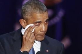 Barack Obama's farewell speech