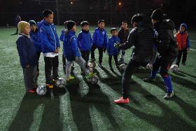 'Asia deserves more World Cup slots'