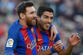 'Happy ending' for Barca and Messi