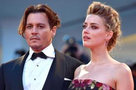 Amber Heard and Johnny Depp finalise bitter divorce