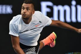 Defiant Kyrgios: I can win Aussie Open
