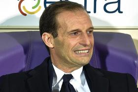 Allegri: Expect a tight race