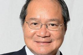 Lucien Wong is S'pore's 9th Attorney-General