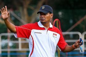 Ex-Lion and S.League coach Amin Nasir dies