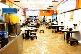 PUB takes action against contractor responsible for Upper Thomson flood