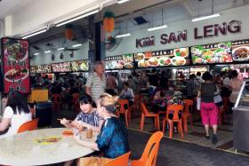 Bishan eatery fined, suspended for rat problem