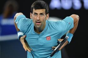 Novak's belief is back
