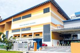 62 pupils hit by suspected food poisoning at Oasis Primary